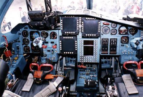 Su 34 Interior aerospaceweb org aircraft museum su 32 su 34