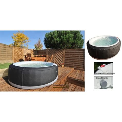 Spa Gonflable Pas Cher 820 by Spa Gonflable 6 Places Egt Sunbay Achat Vente