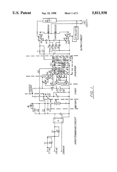 bodine bdl94c wiring diagram 28 wiring diagram images