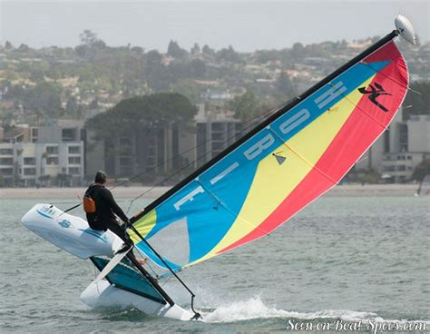catamaran sailboat dimensions hobie cat wave turbo sailboat specifications and details