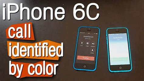 iphone 6c colors iphone 6c new features call identified by color