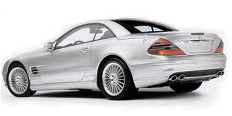 2004 mercedes benz sl class review, ratings, specs, prices