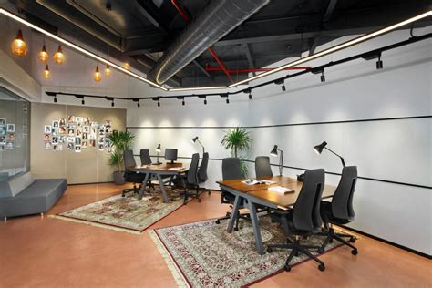 office  amazon blink offices  delhi design