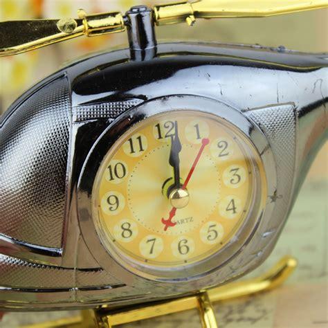 minimalist alarm clock modern minimalist candy color round dual mute alarm clock