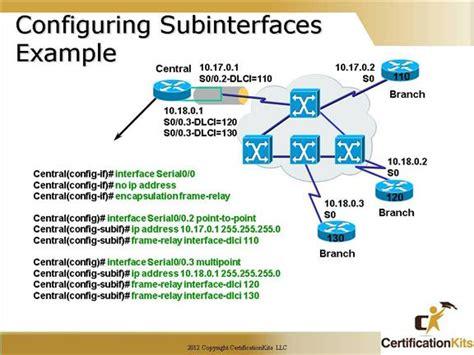 dlci videos cisco ccna frame relay part v certificationkits com