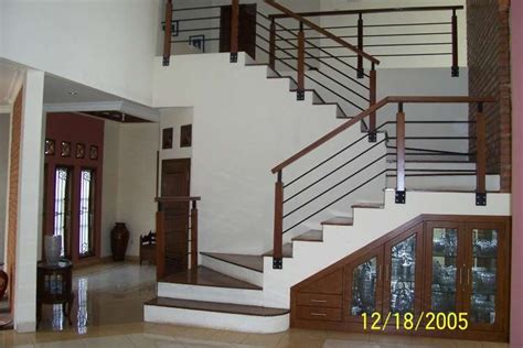 Railling Tangga, Mempercantik Interior Rumah ~ Pagar Kanopi