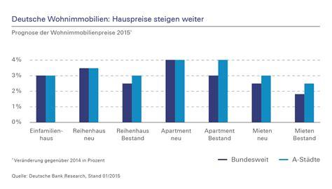 deutsche bank immobilien haus kaufen deutsche wohnimmobilien 2015 wohneigentum bleibt