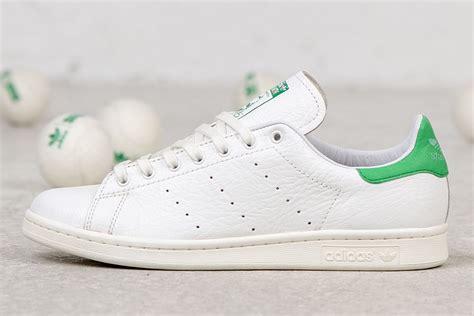 Sepatu Adidas Stan Smith Original adidas originals consortium stan smith aniline leather detailed images sneakerfiles