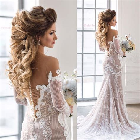Wedding Dress Styles For Hair by Beautiful Bridal Hairstyle For Hair Wedding Hairstyles