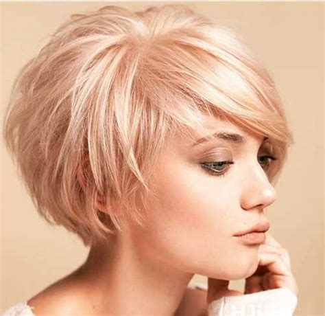 Frisuren Kurzhaar by 20 Layered Bob Haircuts 2015 2016 Bob Hairstyles 2017