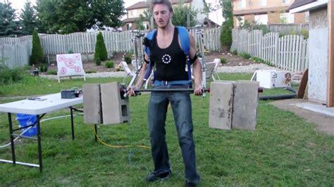 As Pompa By Klender Tehnik exoskelett gaminggadgets de