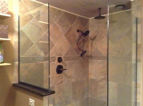 experienced diy remodelers transform their master bathroom