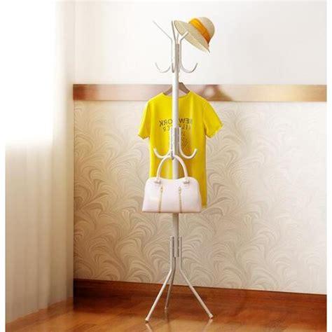 Gantungan Baju Modern multifunction standing hanger portable irit tempat