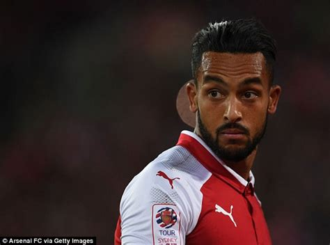 Theo Walcott theo walcott warns his arsenal team mates to step up