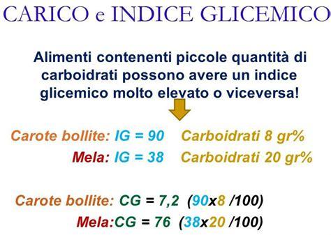 carico glicemico alimenti passione per lo sport come mangiare dopo gli allenamenti
