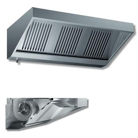 cappe per cucine professionali cappa professionale per cucina ristorante p700 con motore