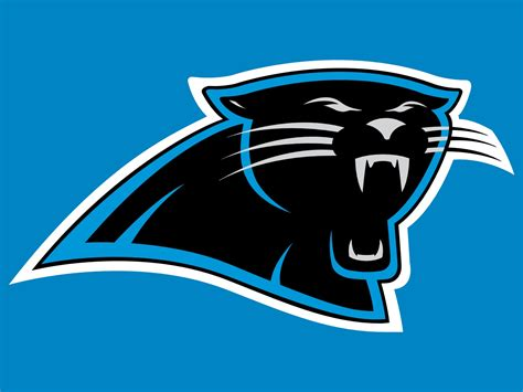 history of all logos all carolina panthers logos