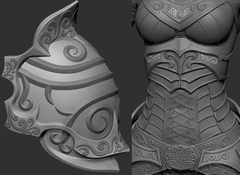 zbrush gundam tutorial 847 best images about armor on pinterest cyberpunk