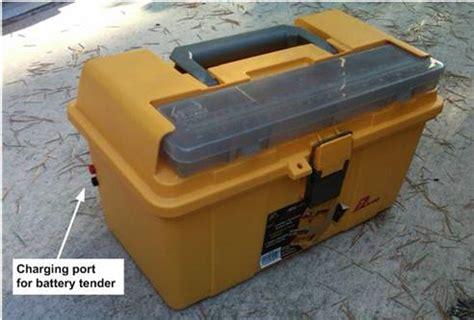 charging box field charger box