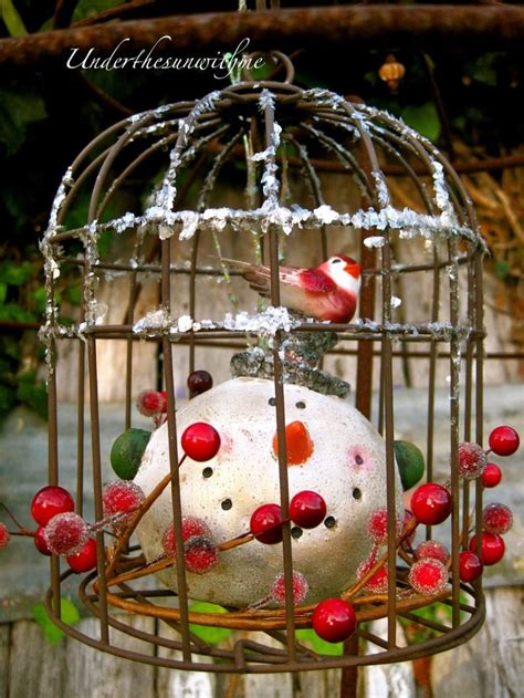 17 best images about decorating with bird cages on