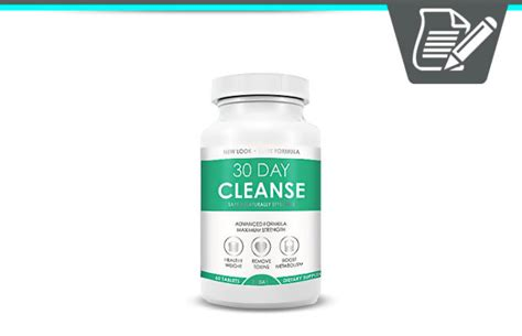 Chance Detox by 30 Day Cleanse Review Safe Way To Detox