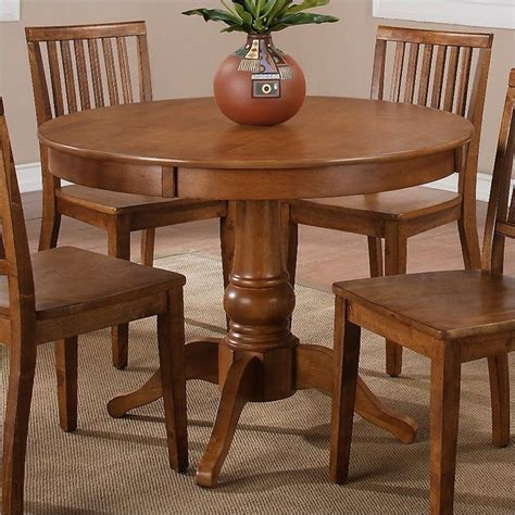Silver Kitchen Table by Steve Silver Company Candice Dining Table In Oak