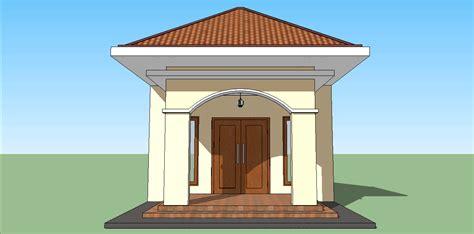desain rumah 6 x 9 2017