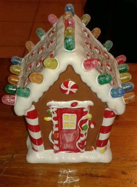 ceramic gingerbread house with lights musical gingerbread house 28 images musical