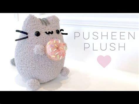 pusheen plush diy pusheen plush and pusheen cat on