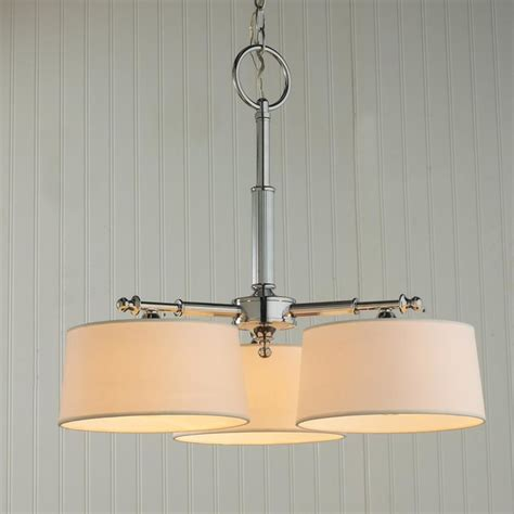 kitchen downlight shade chandelier 3 shade choices