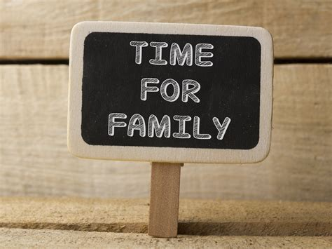 Family Time how to get the most out of family time parenting journals
