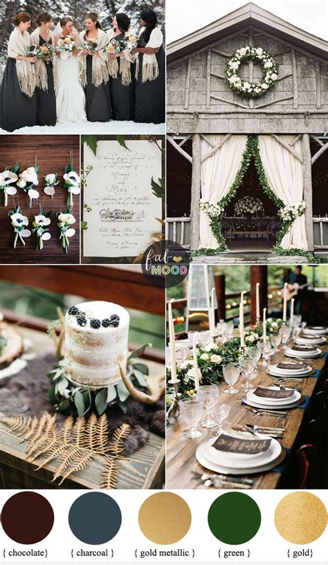 green wedding colors winter wedding colors green www pixshark images