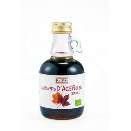 prodotti fior di loto fior di loto sciroppo d acero biologico 500ml boscia