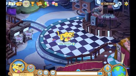 Jam Club 1 animal jam club geoz secret