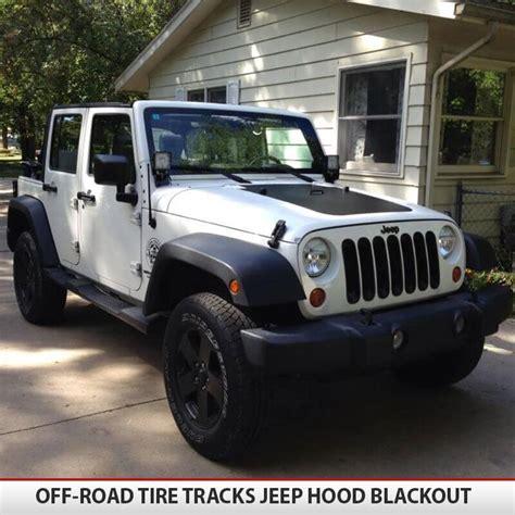 blackout jeep wrangler jeep wrangler jk blackout hood alphavinyl