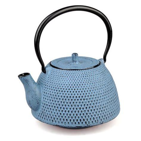 teekanne arare modern 1 2 liter himmelblau nibelungentee - Teekanne Modern