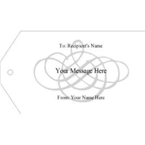printable tags with strings template templates wedding monogram printable tags with strings