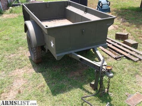 Bantam Jeep Trailer For Sale Armslist For Sale 1946 Bantam Bt3c Jeep Trailer
