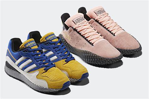 z adidas ultra tech vegeta d97054 adidas kamanda majin buu d97055 release date sbd