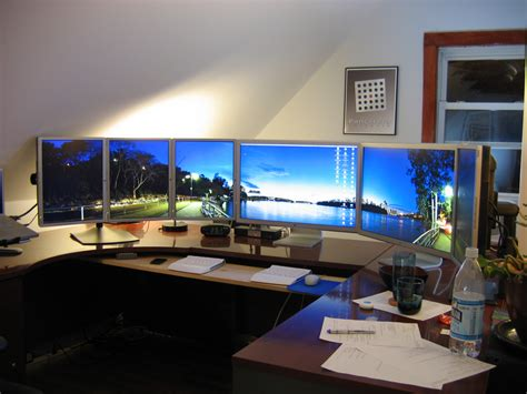 11 outstanding apartment setup ideas pictures ciofilm com outstanding computer room with long curved monitor in