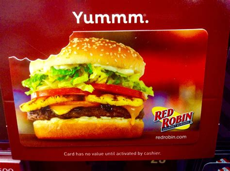 Red Robin Gift Card Balance - red robin is offering a year long burger pass for 99 dwym