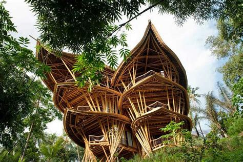 bamboo design indonesia wordlesstech incredible bamboo houses in indonesia