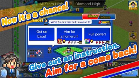 mod apk game kairosoft home run high apk android mod unlimited everything