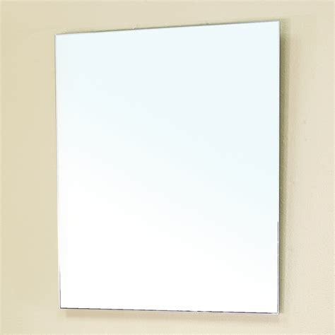 Beveled Bathroom Mirrors by Rectangular Beveled Mirror Rectangular Beveled Glass