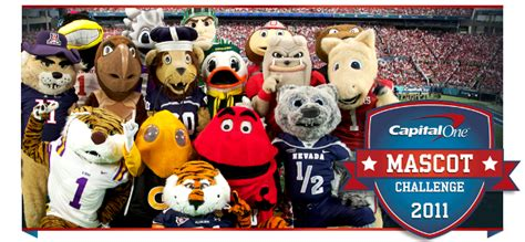 capital one bowl mascot challenge capital one mascot challenge manjr