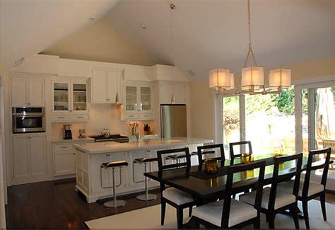 hamptons kitchen design white black