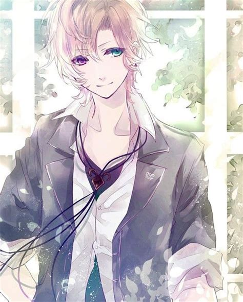 cute anime boy with white hair guys anime and white hair on pinterest