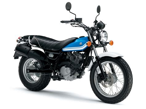 sorteo motocicleta hayate evolution 2016 motocross suzuki eicma 2015 suzuki van van 200 slowly revives the 70s