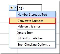 converter numbers to excel how to change or convert text to number in excel