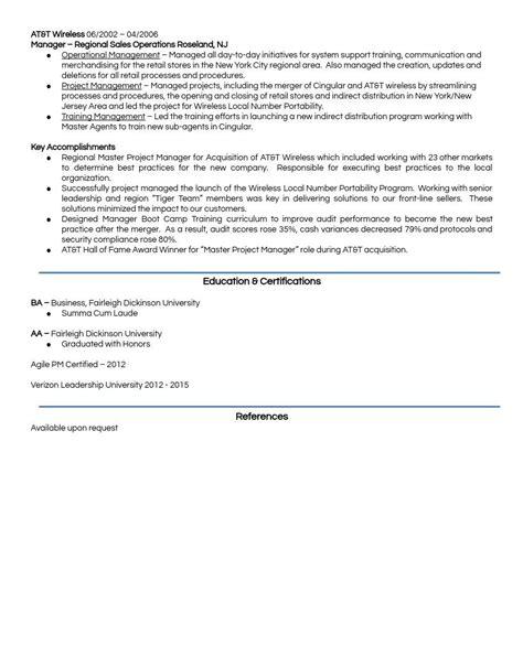 simple resume model a model resume career portfolio to land a